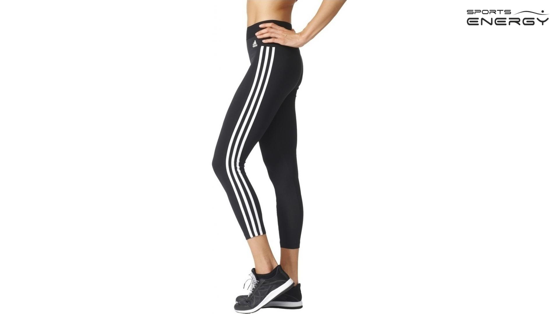 Adidas Essentials 3 Stripes Tights (BS4820)  1eaae250d70
